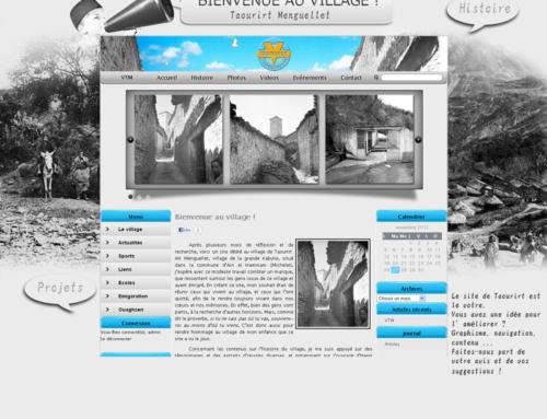 Site web VTM